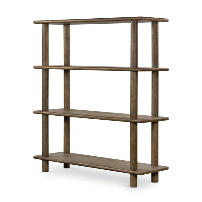 Mattia Bookshelf - Toasted Natural