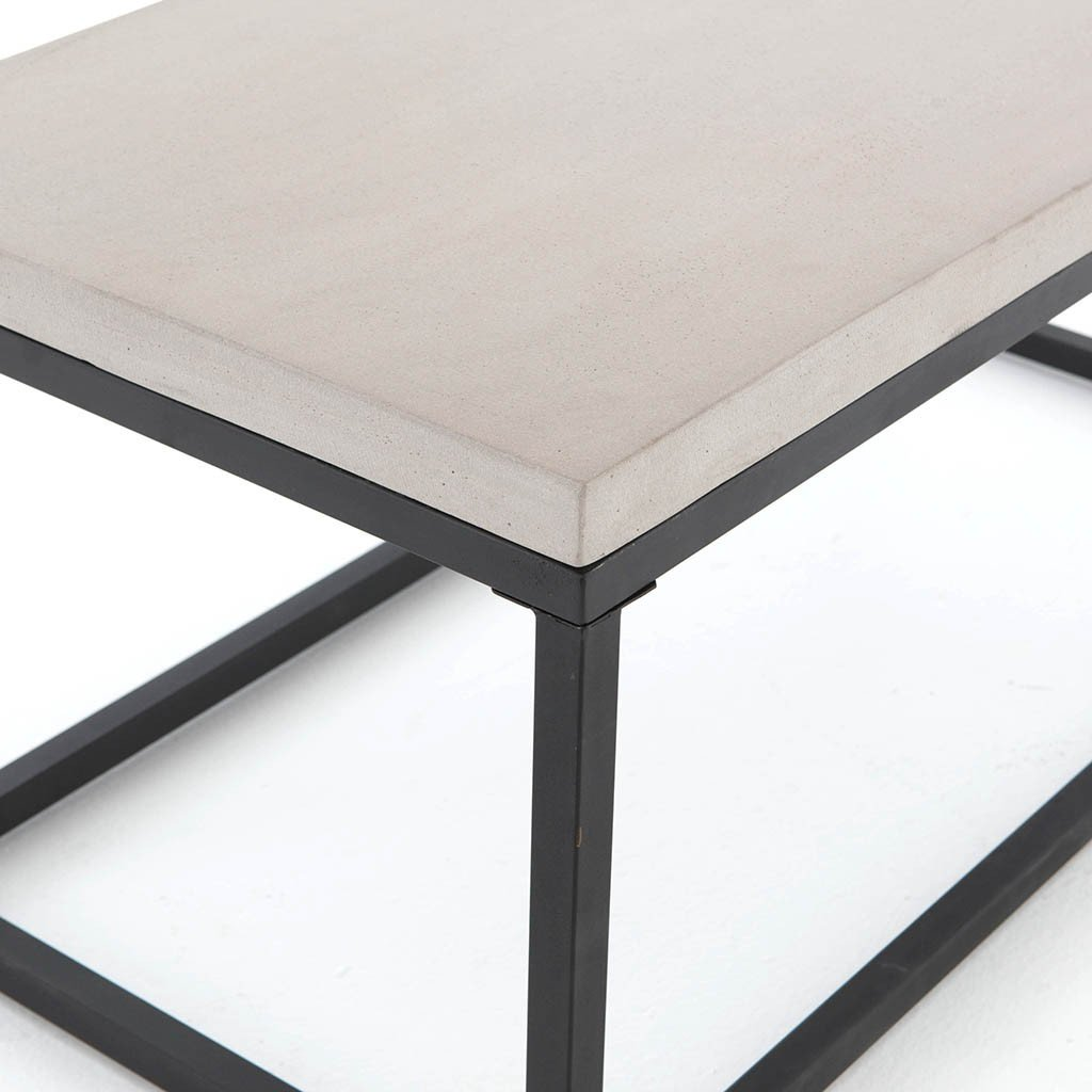 Four Hands Furniture Maximus Coffee Table - 40""
