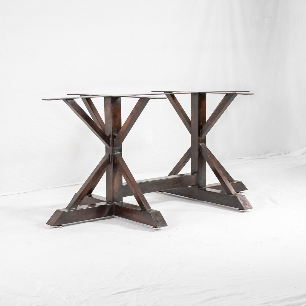 Artesanos Iron Dining Table Base