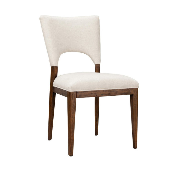Mitchel Linen Dining Chair - Classic Home 53004136