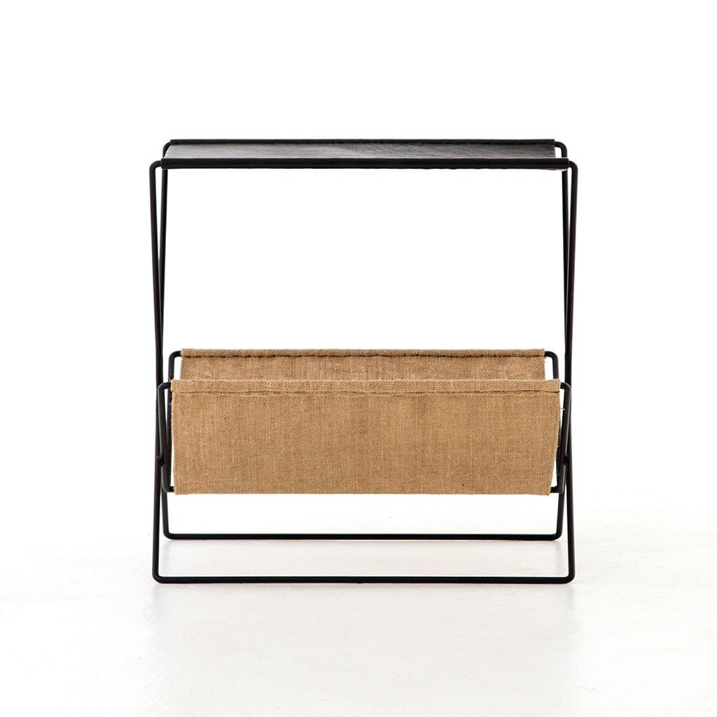 Monarch Magazine Rack