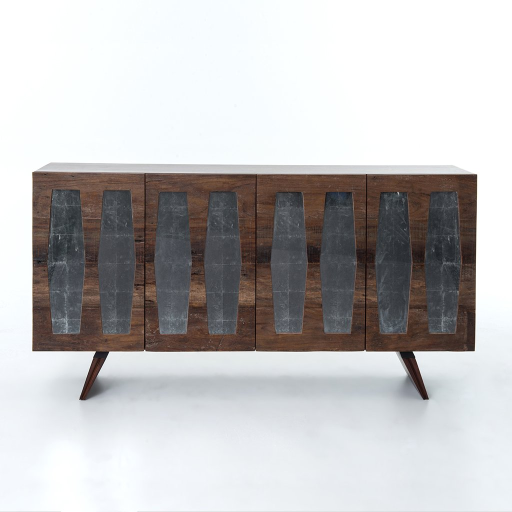 Mirrored sideboard Morgan Sideboard