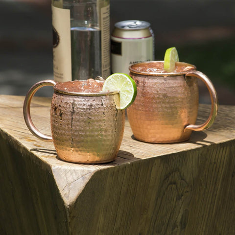 Moscow Mule Copper Mug Big