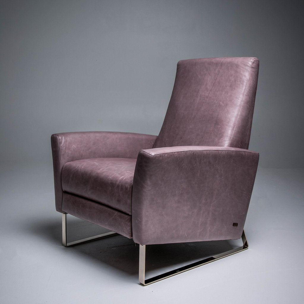 American Leather Nico Re-Invented Recliner at Artesanos Design Collection