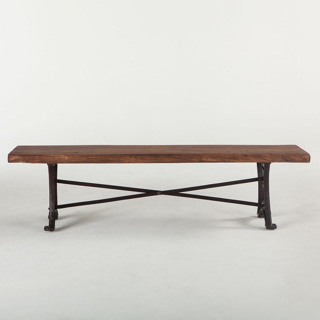 Organic Forge Dining Bench