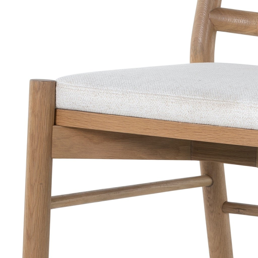 Pace Dining Chair - Burnished Oak Drop-in Seat