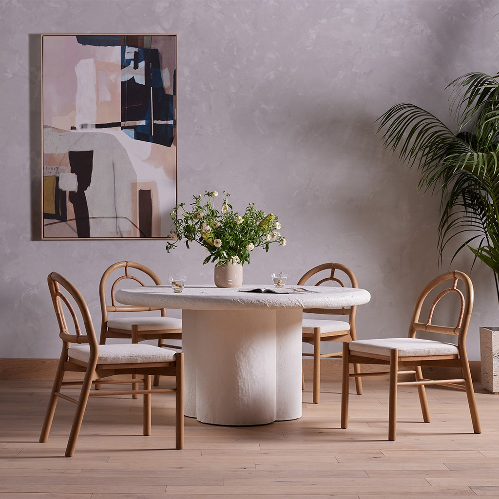 Four Hands Pace Dining Chair - Burnished Oak