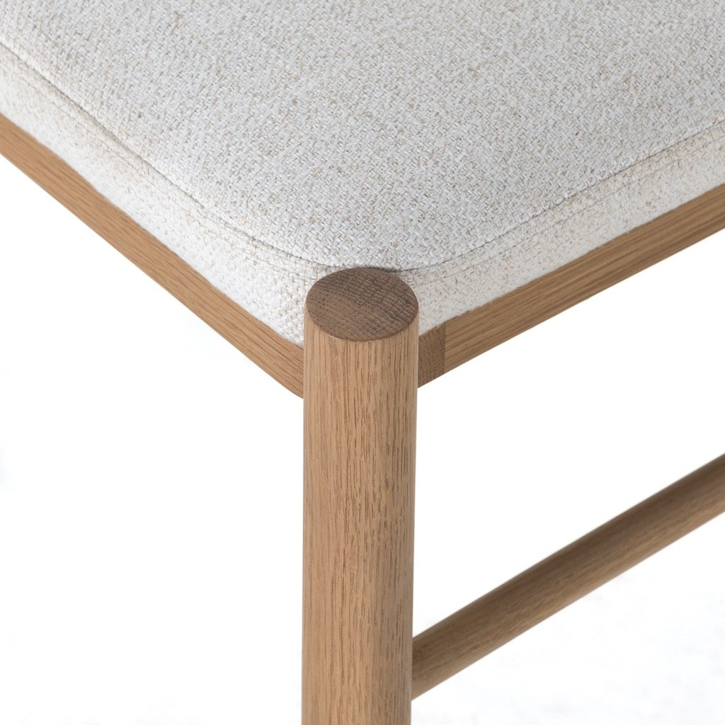 Pace Dining Chair - Burnished Oak Detail