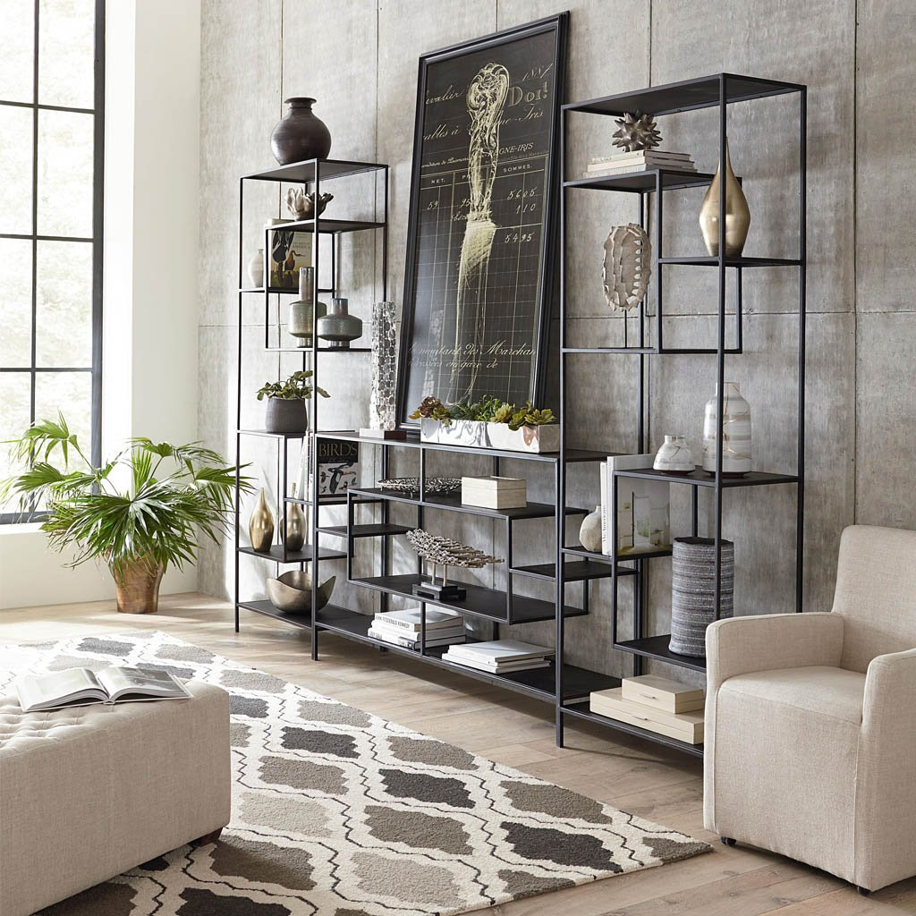 Home Trends & Design Parson Bookshelf
