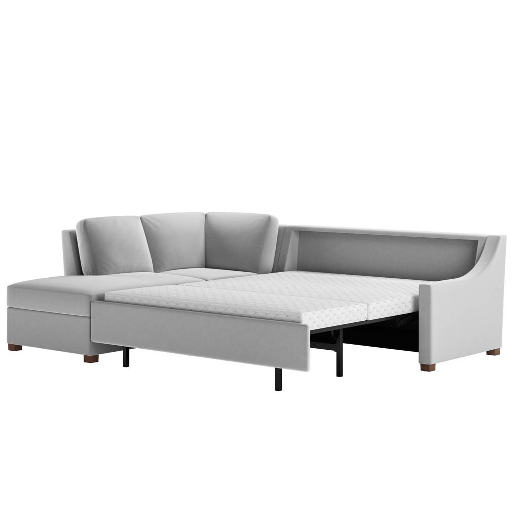 - Perry Comfort Sleeper Sofa At Artesanos Design Collection
