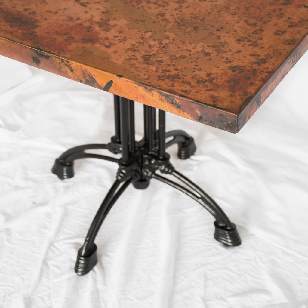 Artesanos Design Collection Copper Table