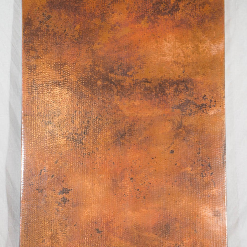 Custom Copper Dining Tabletops