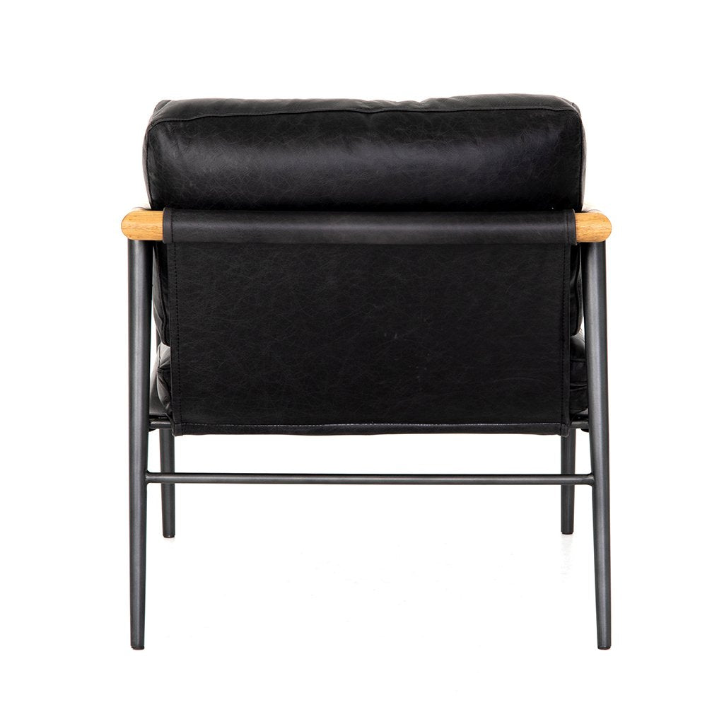 Rowen Chair - Sonoma Black Four Hands