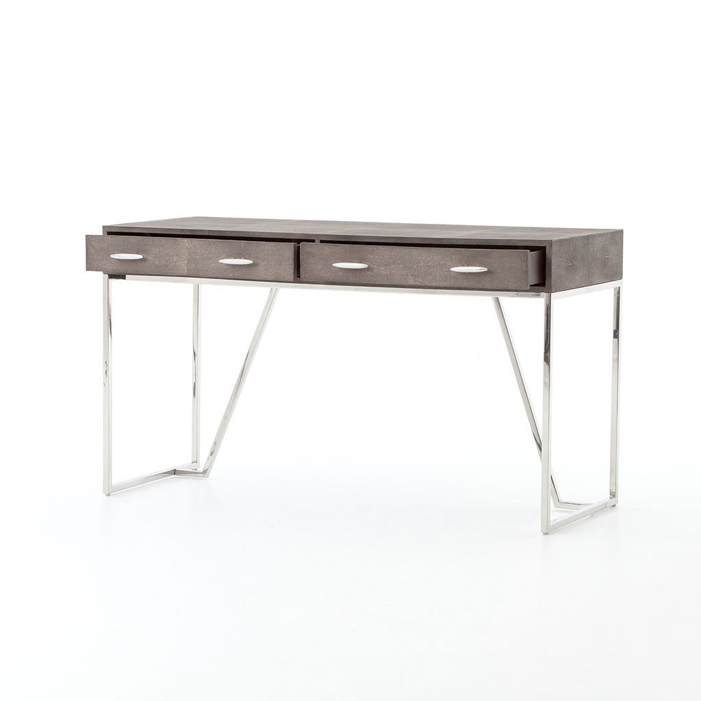 Shagreen desks