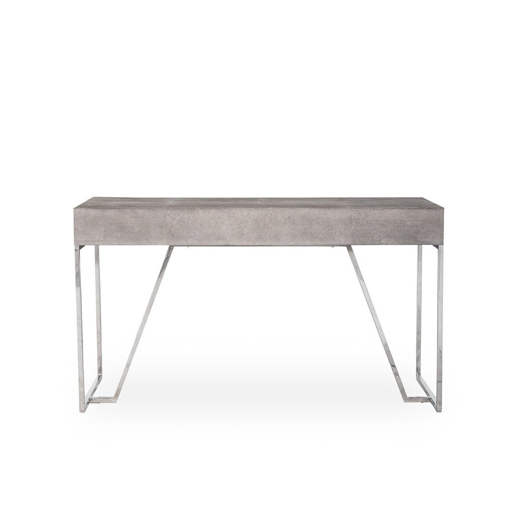 Shagreen Desk Four Hands