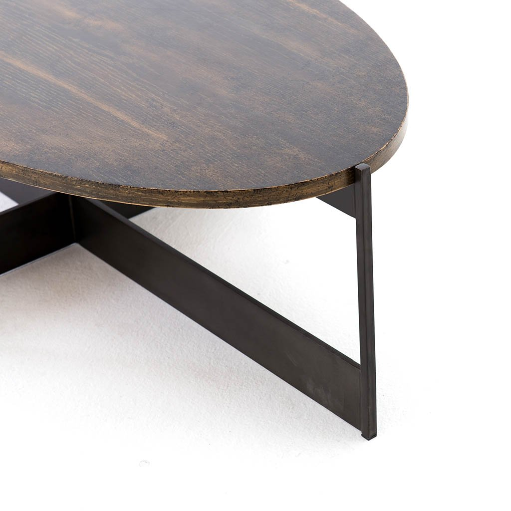 Shannon Oval Coffee Table CIMP-225