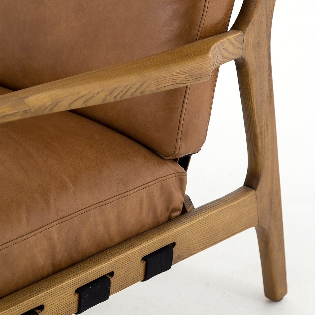Four Hands Silas Chair - Patina Copper CBSH-004-102