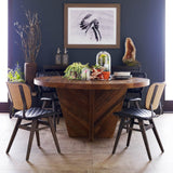 Sloan Dining Chair - Ebony