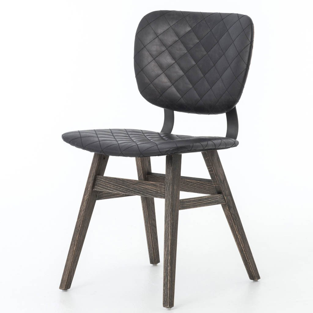 Sloan Dining Chair - Ebony Four Hands