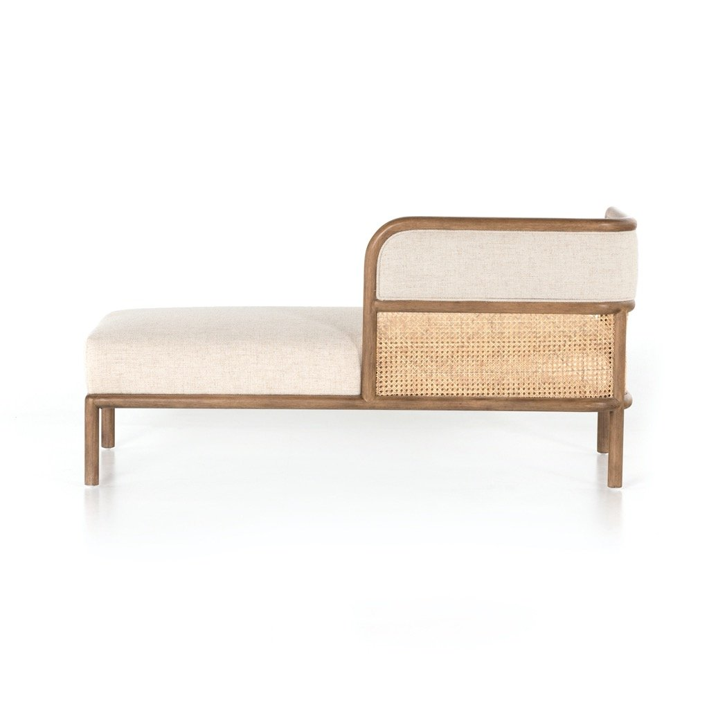 Tremaine Chaise Back View
