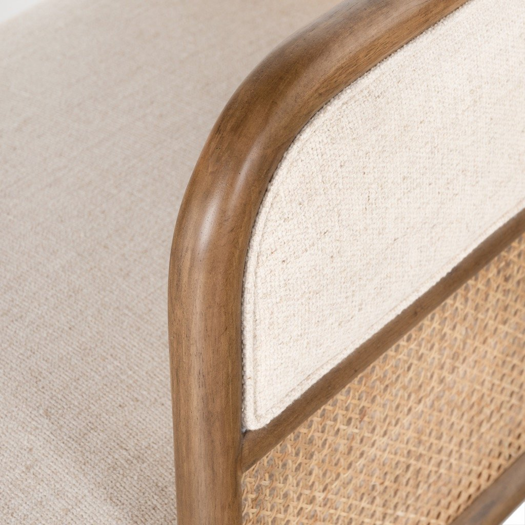 Tremaine Chaise Arm Detail
