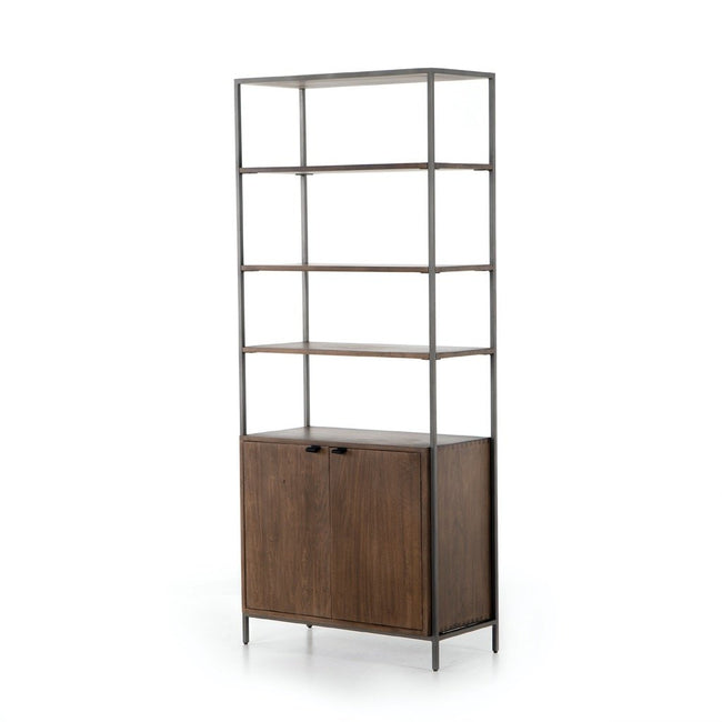 Trey Modular Wide Bookcase