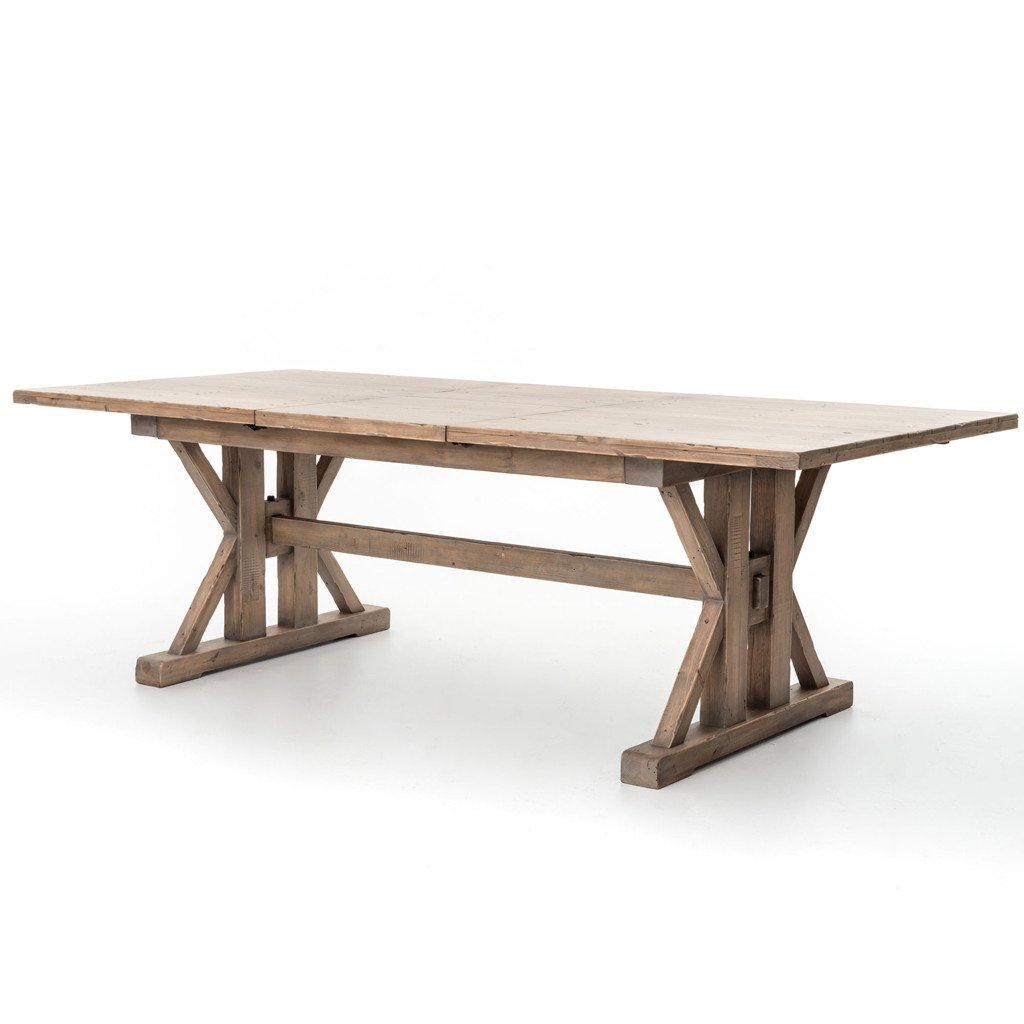 Tuscan Spring Extension Dining Table – Artesanos Design Collection