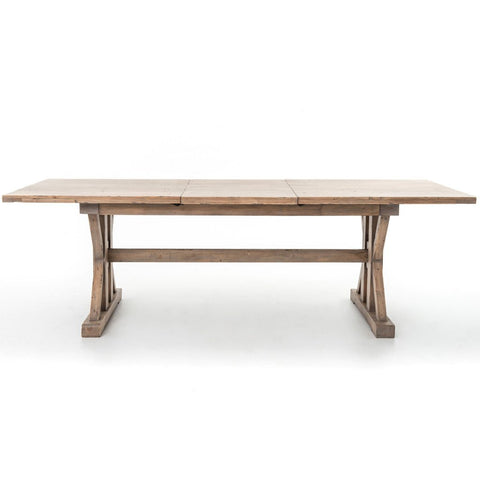 Tuscan Spring Extension Dining Table - Tuscan spring dining table