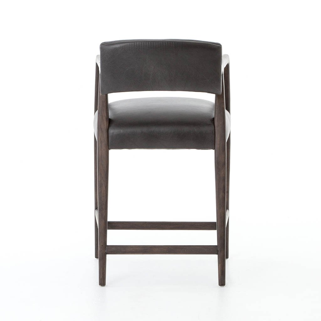 modern barstool with back
