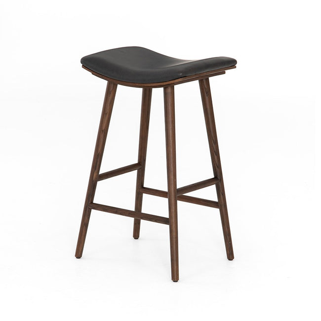 Modern backless barstool