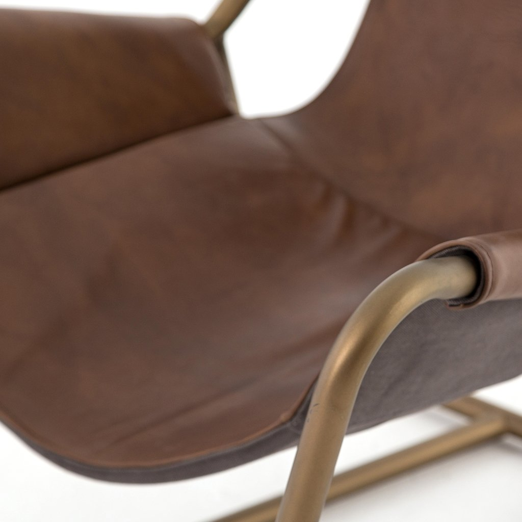 Vera Chair - Patina Brown