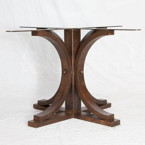 Graysill Iron Dining Table Base