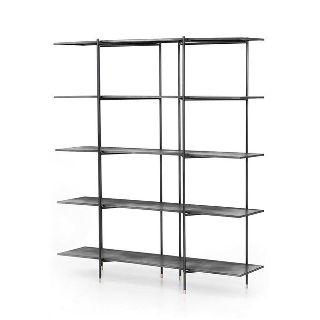 Vito Industrial Bookshelf Four Hands