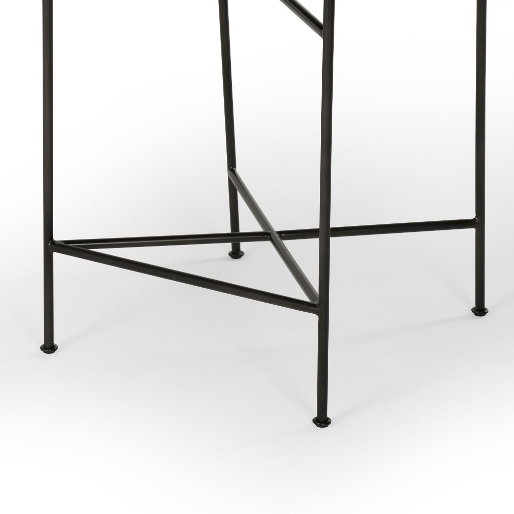 Wharton Bar & Counter Stool Steel Tubing Detail