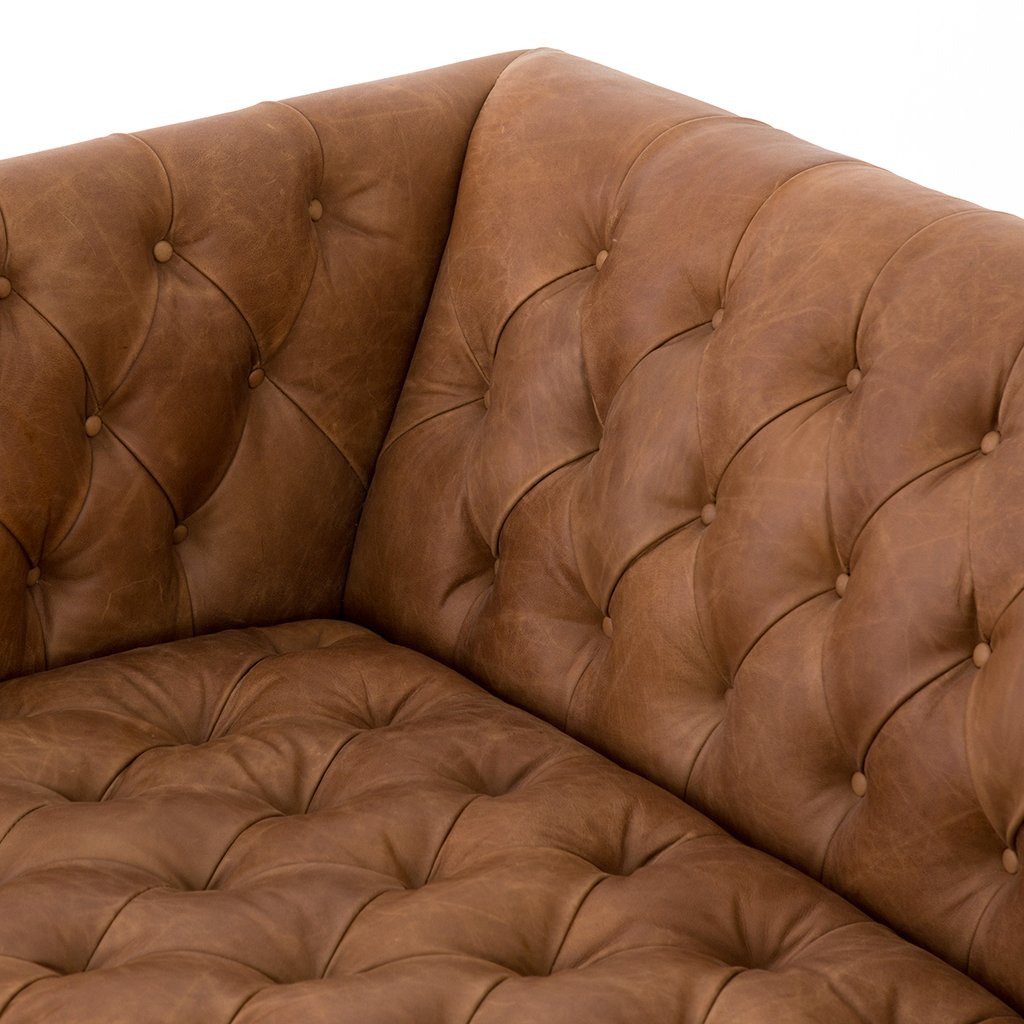 Four Hands Furniture Leather Sofa
