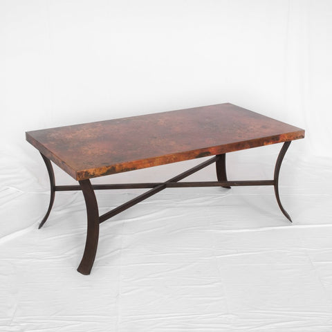 Trico Copper Coffee Table