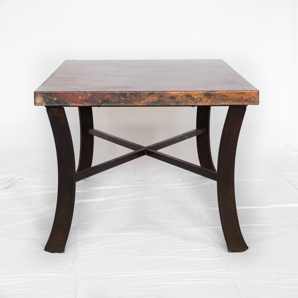 Artesanos Copper Table Windom Coffee Table