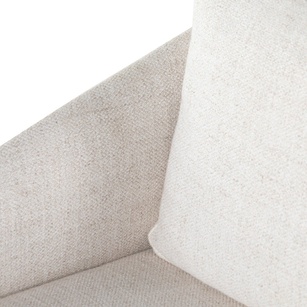 Winona Desk Chair - Dover Crescent Upholstered Seating Detail