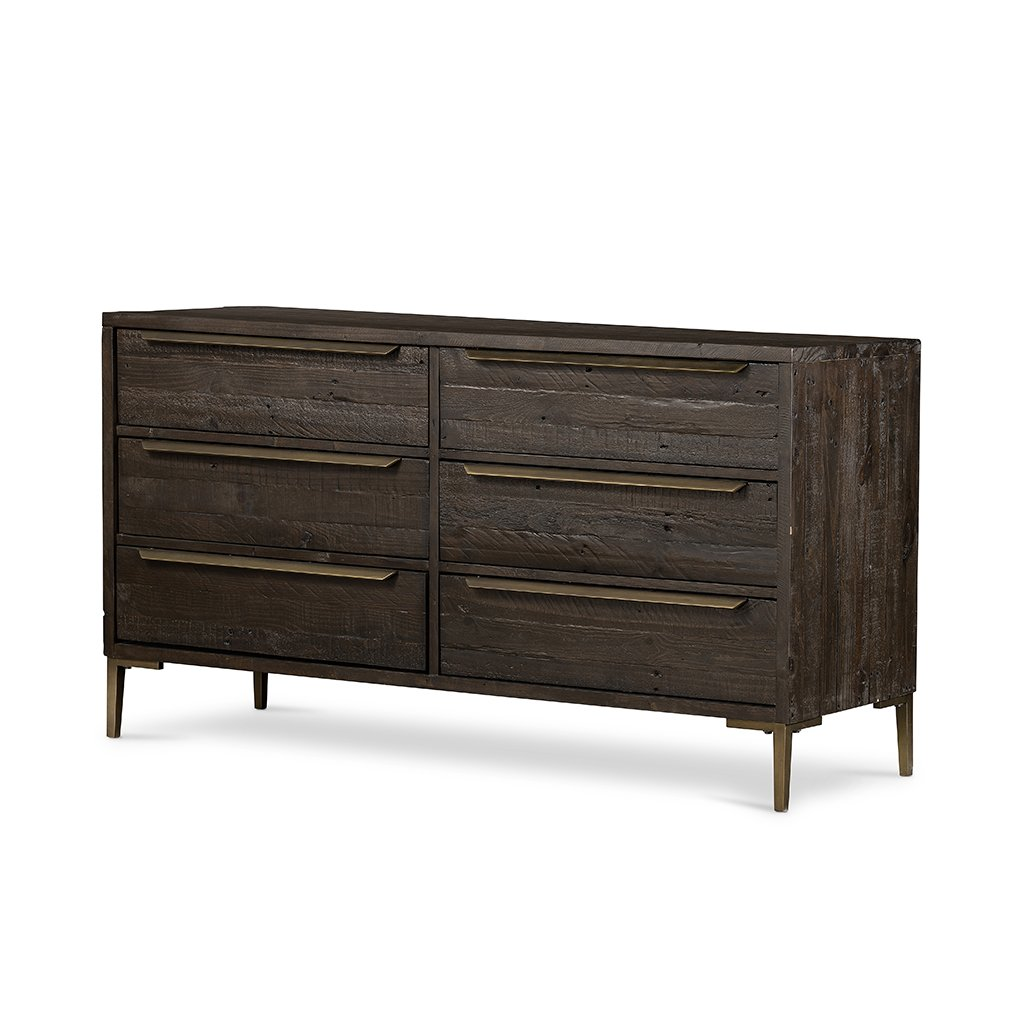 Wyeth 6 Drawer Dresser - VWYT-005B