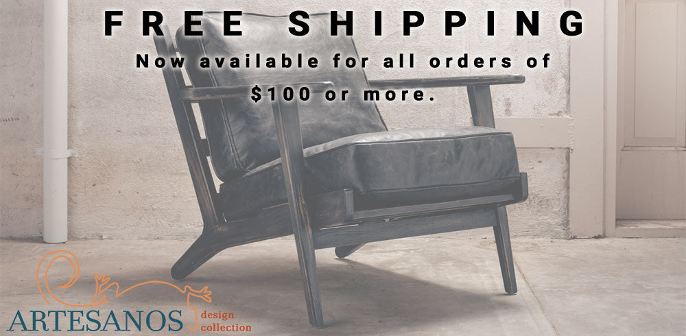 Free Shipping Available at Artesanos