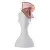 Olga Berg | Elise Parasisal Twist Fascinator | Blush | Millinery | Fascinator