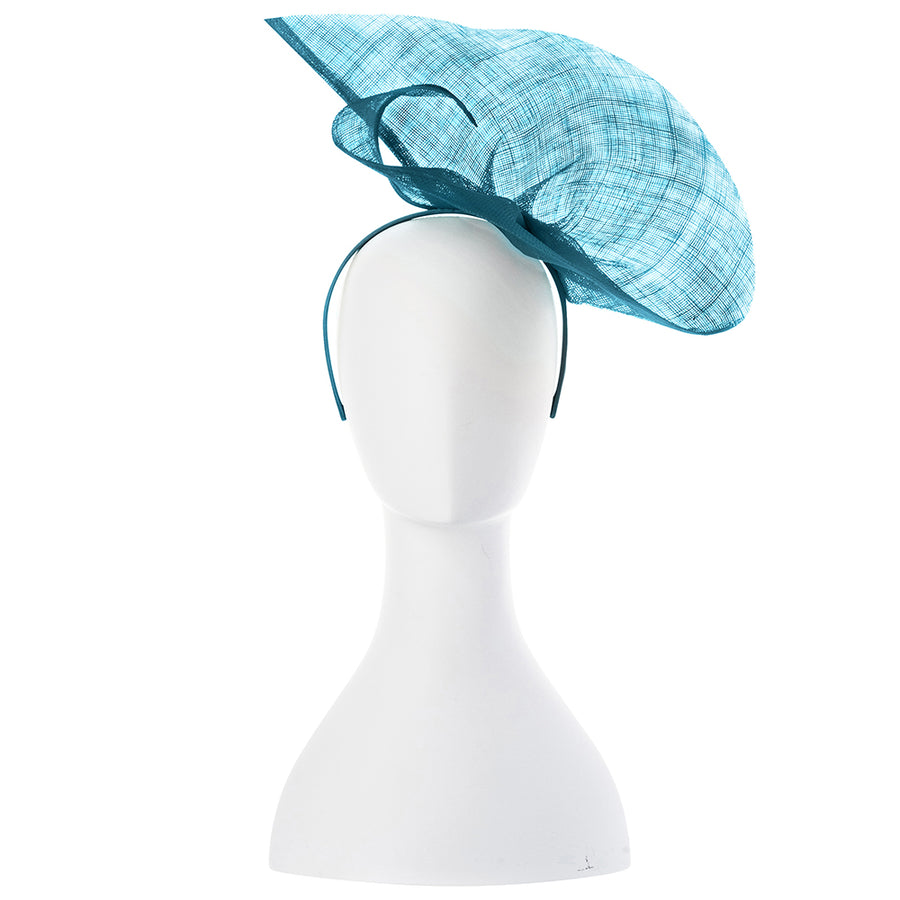 STEPHANIE Sinamay Fascinator