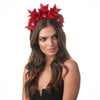 JADA Grosgrain Flower Headband