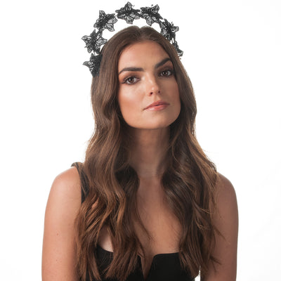 CLARE Floral Headband
