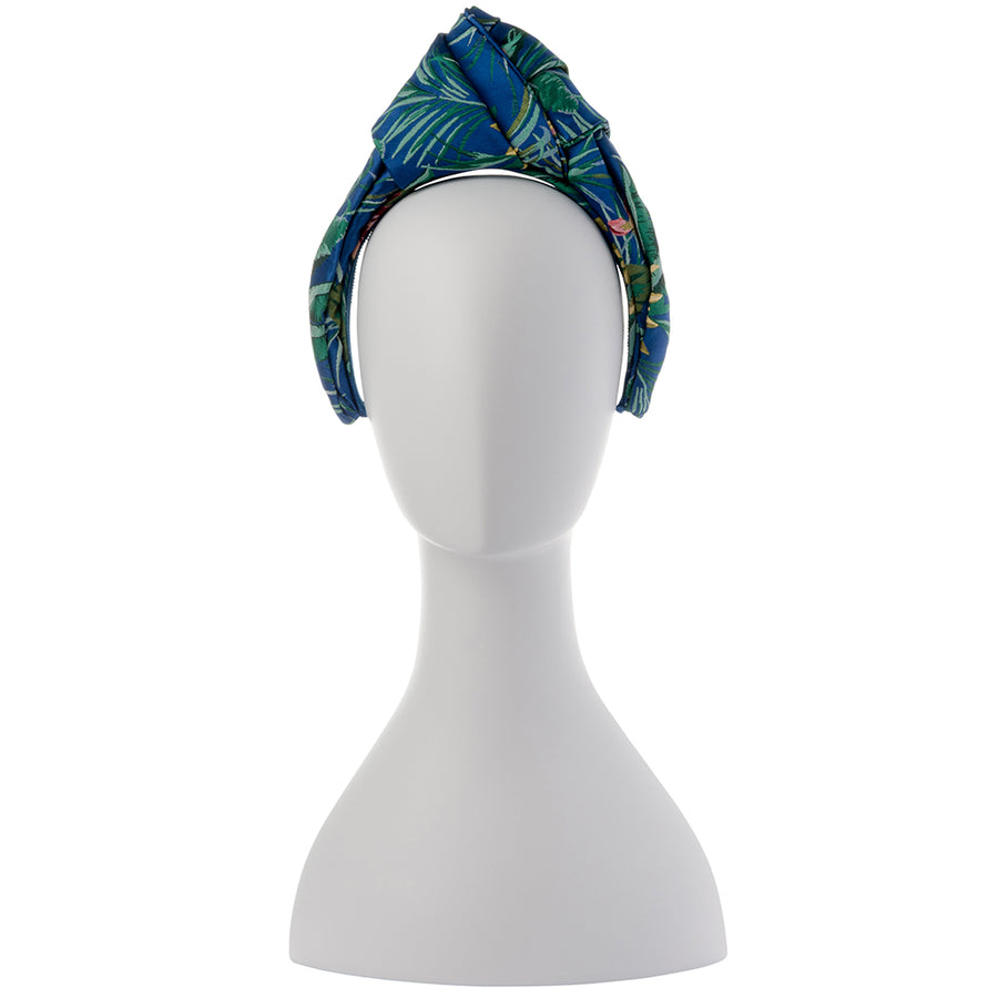 PARADISE Tropical Jacquard Turban
