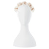 ETTA Beaded Pom Pom Crown