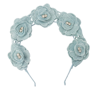 FINLEY Guipure Lace Headband