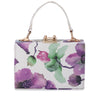 Olga Berg ALICE Floral Top Handle Bag