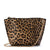 SANTANA Leopard Print Zip Top Bag