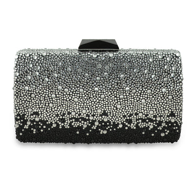 LILITH Ombre Crystal Clutch